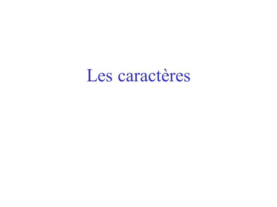 CHAPITRE VII La mise en forme du texte Les listes Les paragraphes Les caractères Les bordures et les trames