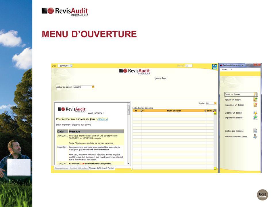 Sélectionner le dossier à transférer dans la liste puis cliquer sur valider Un récapitulatif du statut du dossier choisi apparait.