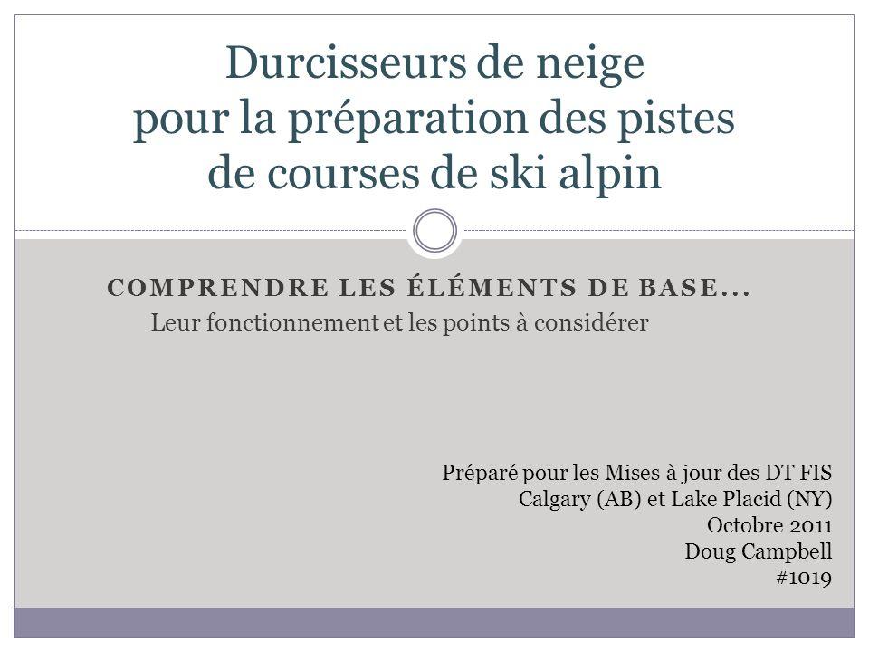 Sources dinformation: Documentation Instructions du manufacturier Expérience pratique Recherche scientifique Nos références sur le sujet…
