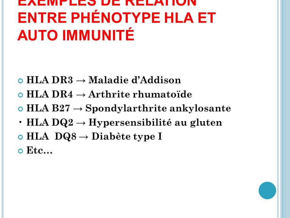 CLASSIFICATION GÉNÉRALE DES MALADIES AUTO IMMUNES 1.Maladies auto immunes systémiques dirigées contre antigènes ubiquitaires (ADN, nucléosome, histone, ANCA, etc.) lupus érythémateux disséminé, polyarthrite rhumatoïde, syndrome de Goujerot Sjögren, sclérodermie, polymysosite, vascularites