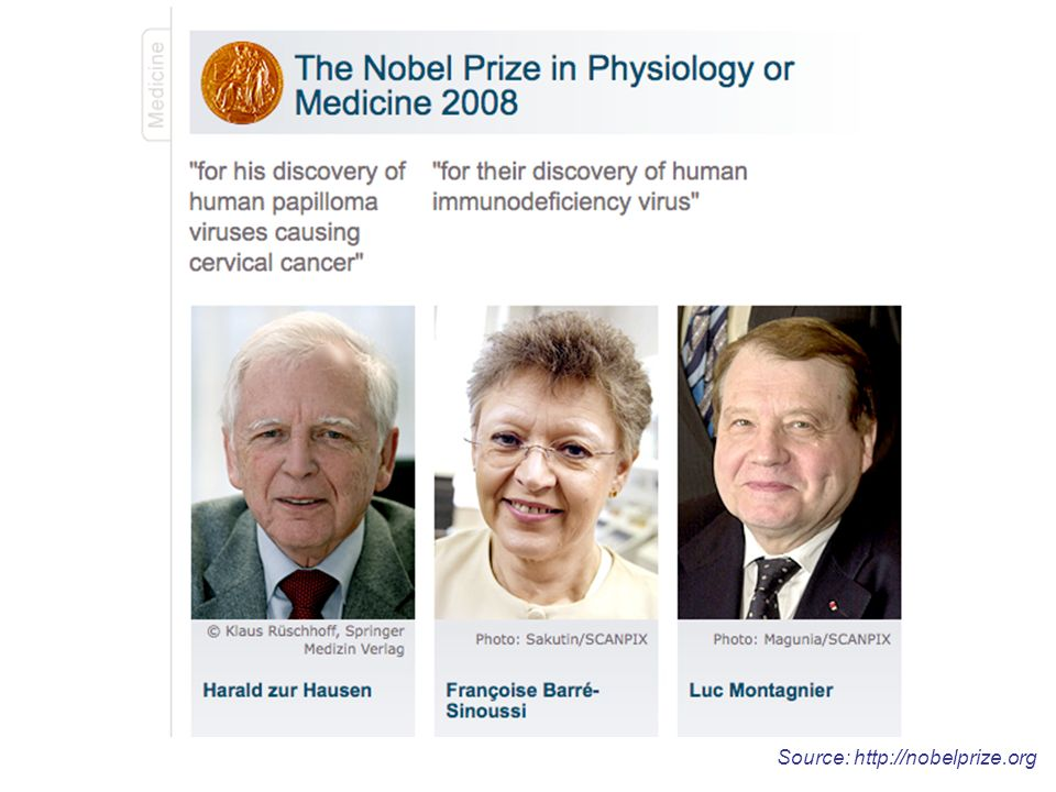 Source: http://nobelprize.org