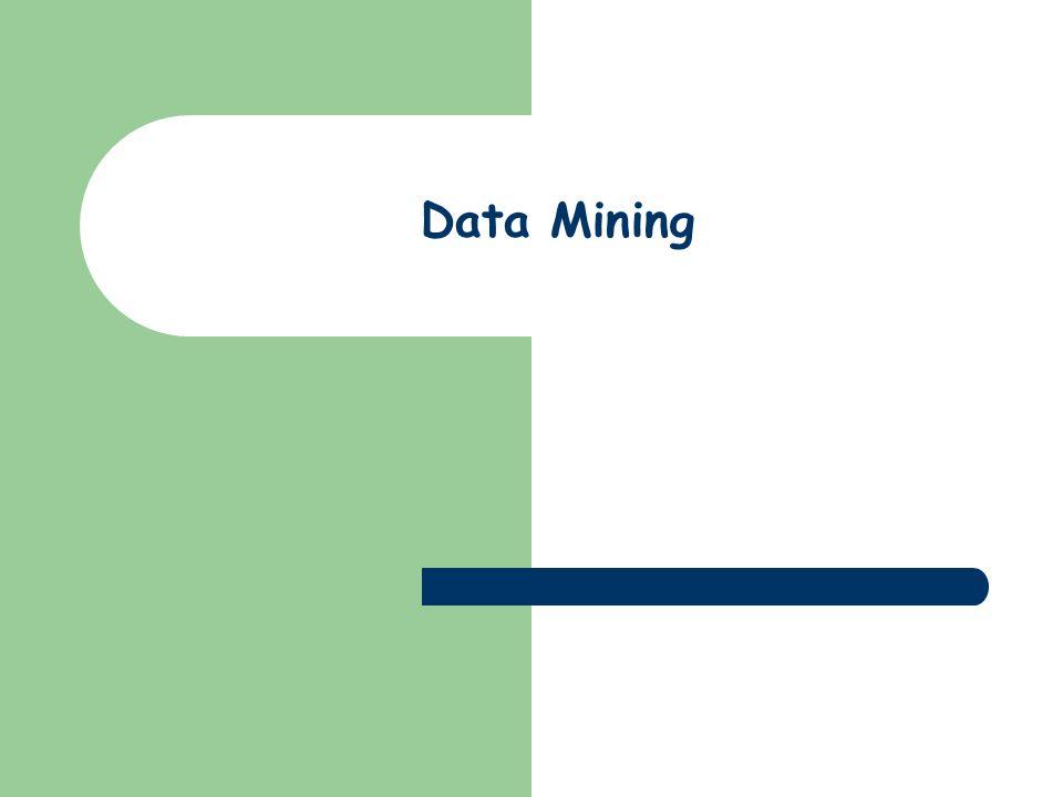 Pourquoi le data mining .