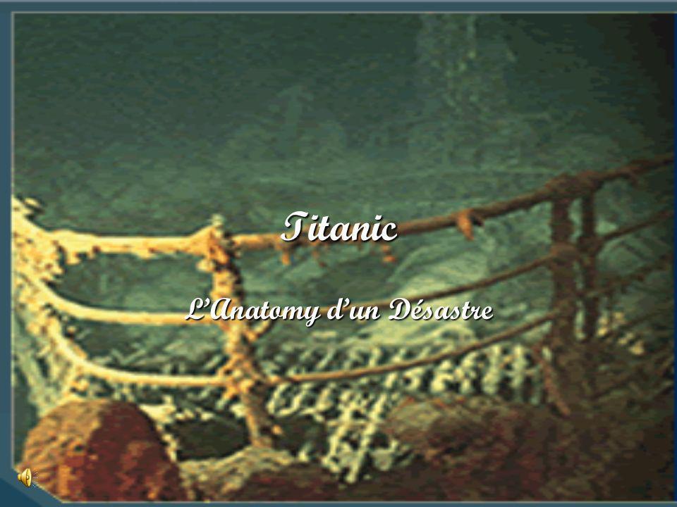 Le Titanic Ceci est un projet de recherche qui incorpore votre texte, des vidéos, et linternet.