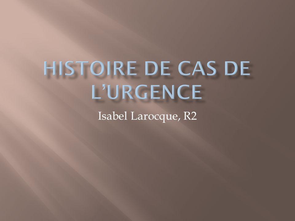 Isabel Larocque, R2