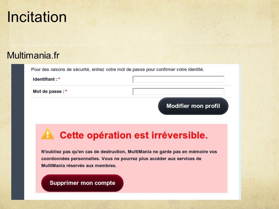 Incitation Multimania.fr