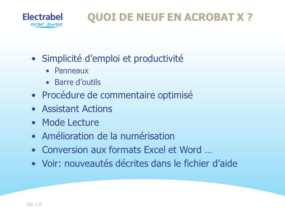 Ver 1.0 AUTOMATIC PDF AANMAAK IN SAP EINDRESULTAAT