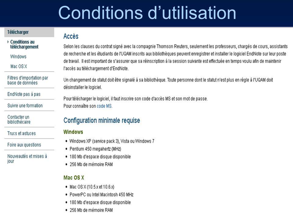 9 Pour installer le logiciel cliquer sur le fichier dinstallation et suivre les indications qui saffichent à lécran.