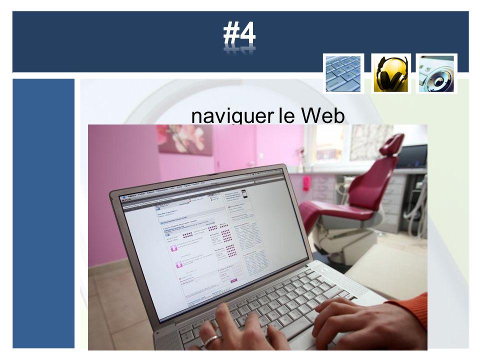 naviguer le Web