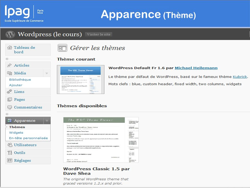 Apparence (Thème)
