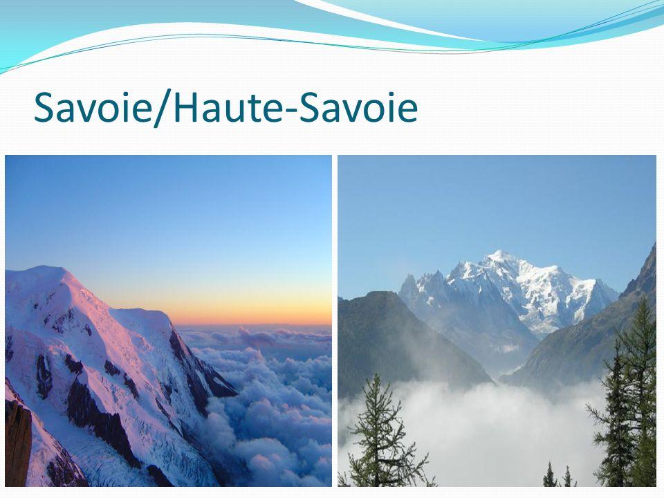 Savoie/Haute-Savoie
