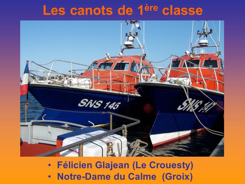 Félicien Glajean (Le Crouesty) Notre-Dame du Calme (Groix)