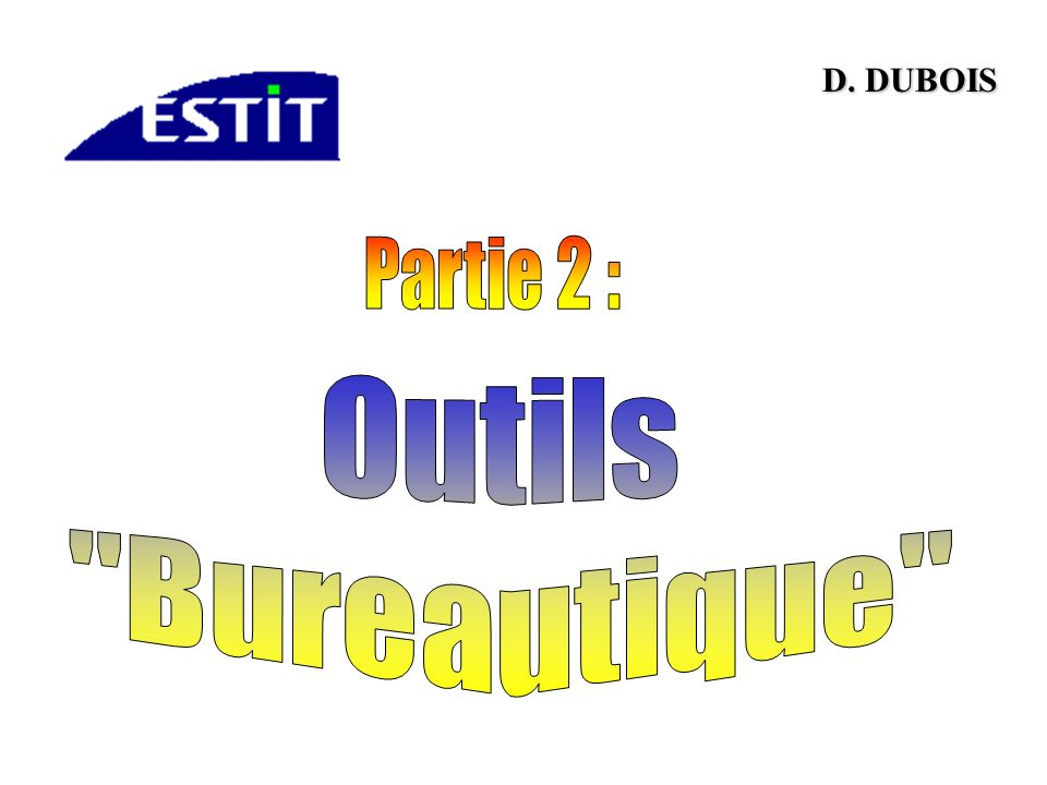 D. DUBOIS