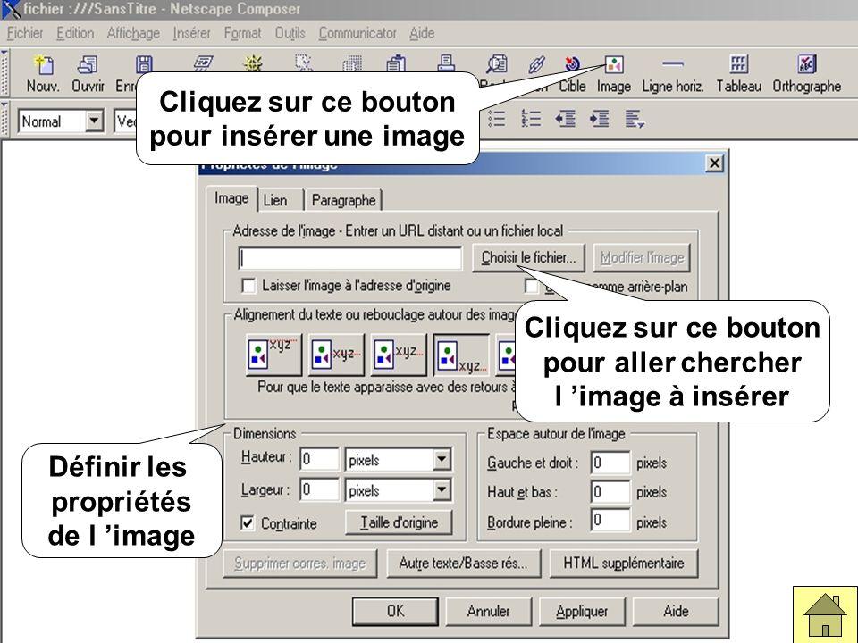 insérer un fichier imageEn face de votre texte, vous pouvez insérer un fichier image : photo, dessin, graphique.