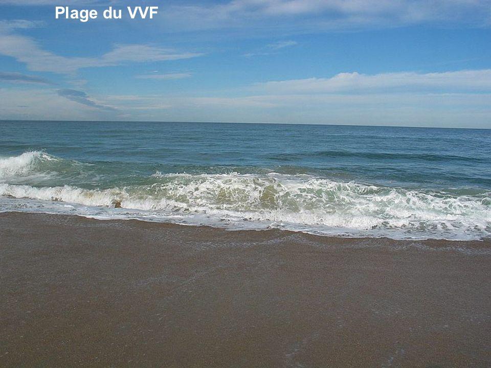 Plage du VVF Village de Vacances Club Chambre dAmour