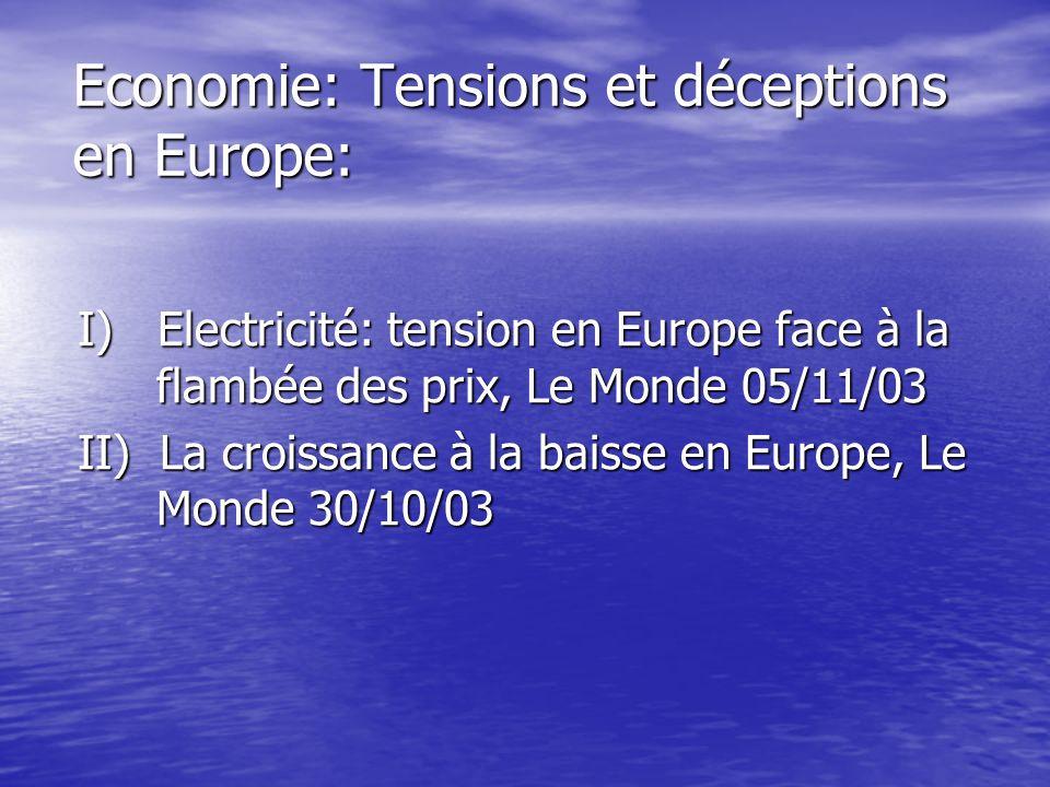 Le Maroc et lU.E. renforcent leurs accords de libre échange.