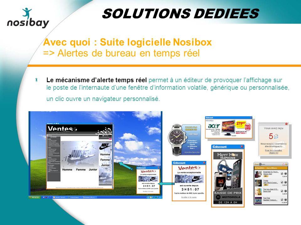 => Widget et Gadget de bureau SOLUTIONS DEDIEES Widgets et Gadgets de bureau : exemples