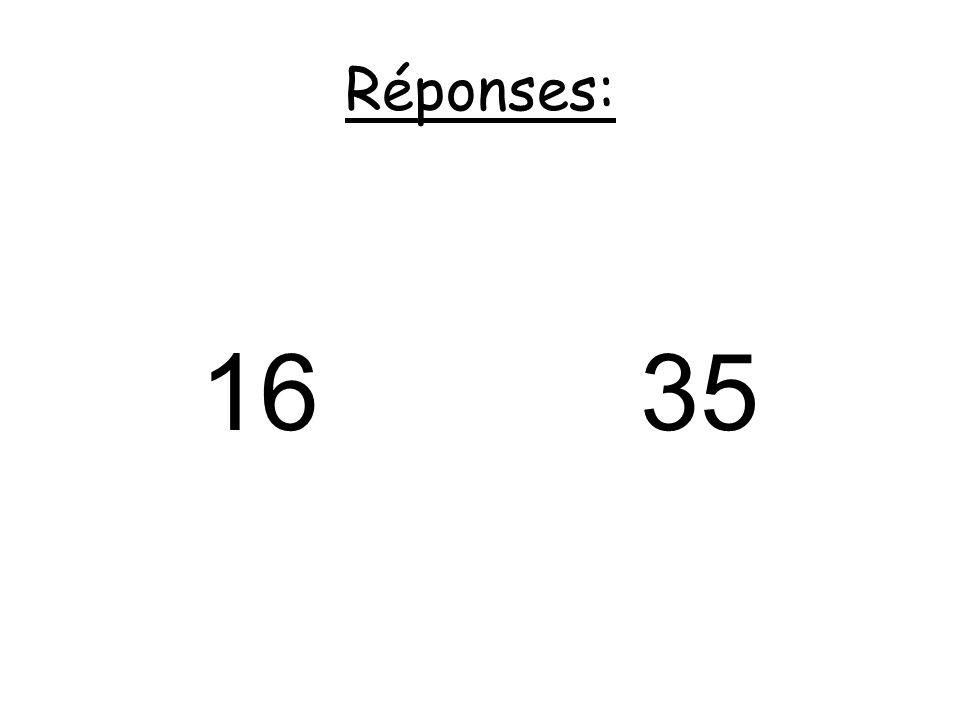 Réponses: 1635