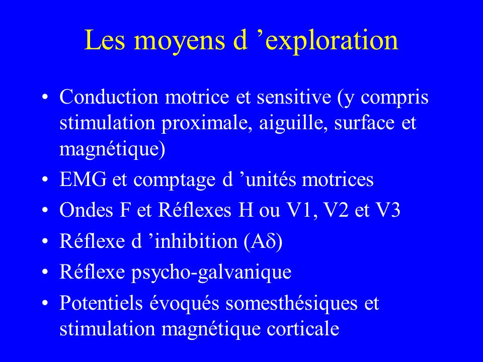 uIndex H (m/s): 0.3 x taille / (LH(coude) - LM(coude)-1) uIndex F (m/s):0.3 x taille / (LF(coude) - LM(coude)-1) uVitesse Distale Motrice du réflexe H: Distance / (LM(coude) - LM(poignet)) uVitesse Proxim.