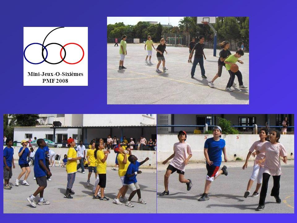 Mini-Jeux-O-Sixièmes PMF 2008