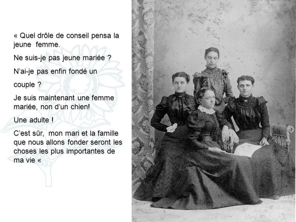 Rappelle-toi que sœurs signifie TOUTES LES femmes... Tes amies, tes filles, et toutes tes parentes …. Tu auras toujours besoin des autres femmes.