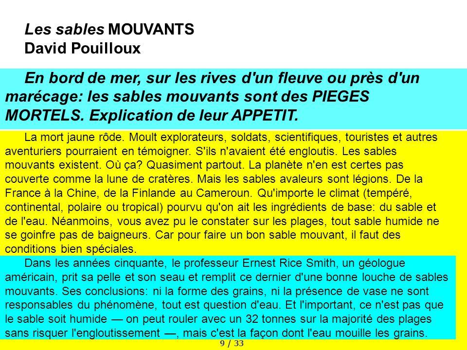 FSV12 Le journal du CNRS, septembre 2001, p.