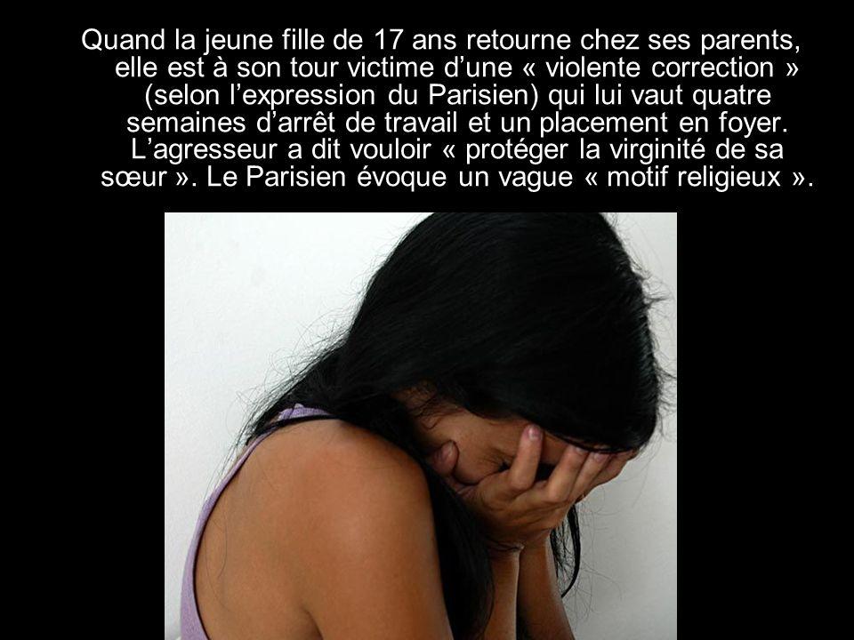 A Etampes (Essonne), un jeune homme de 23 ans frappe violemment le petit ami de sa sœur avec une barre de fer.