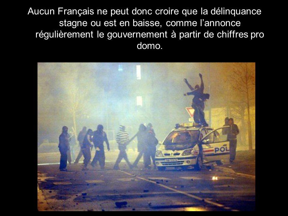 La « violence gratuite » se banalise alors même quelle devient de plus en plus barbare.