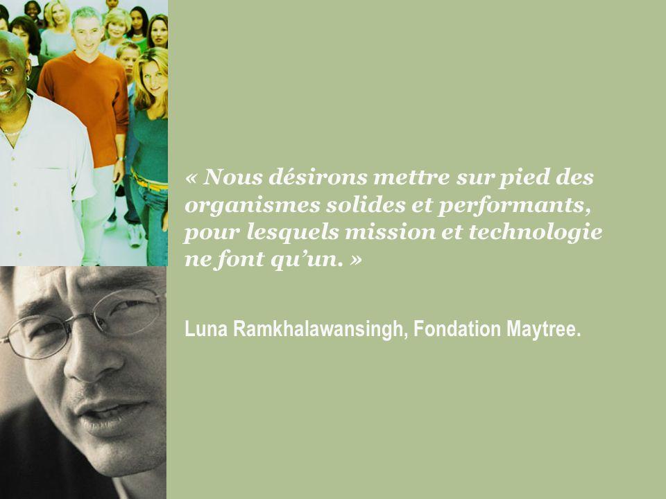 La plupart des organismes bénévoles et communautaires utilisent les ressources technologiques de base dans leurs activités courantes.