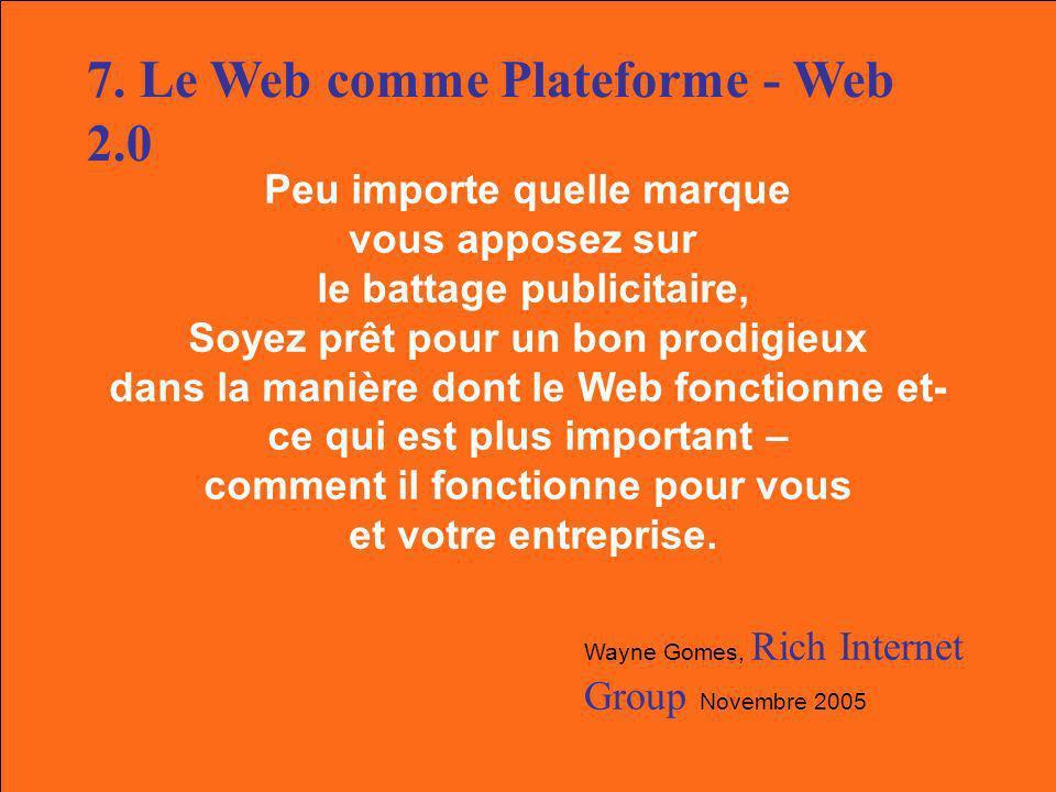 Quest le Web 2.0.