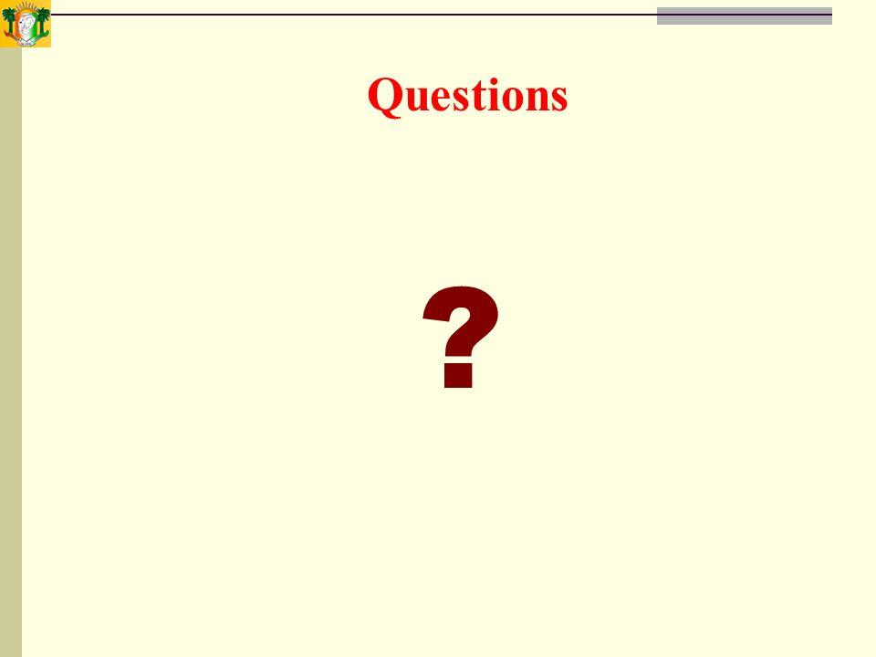 ? Questions