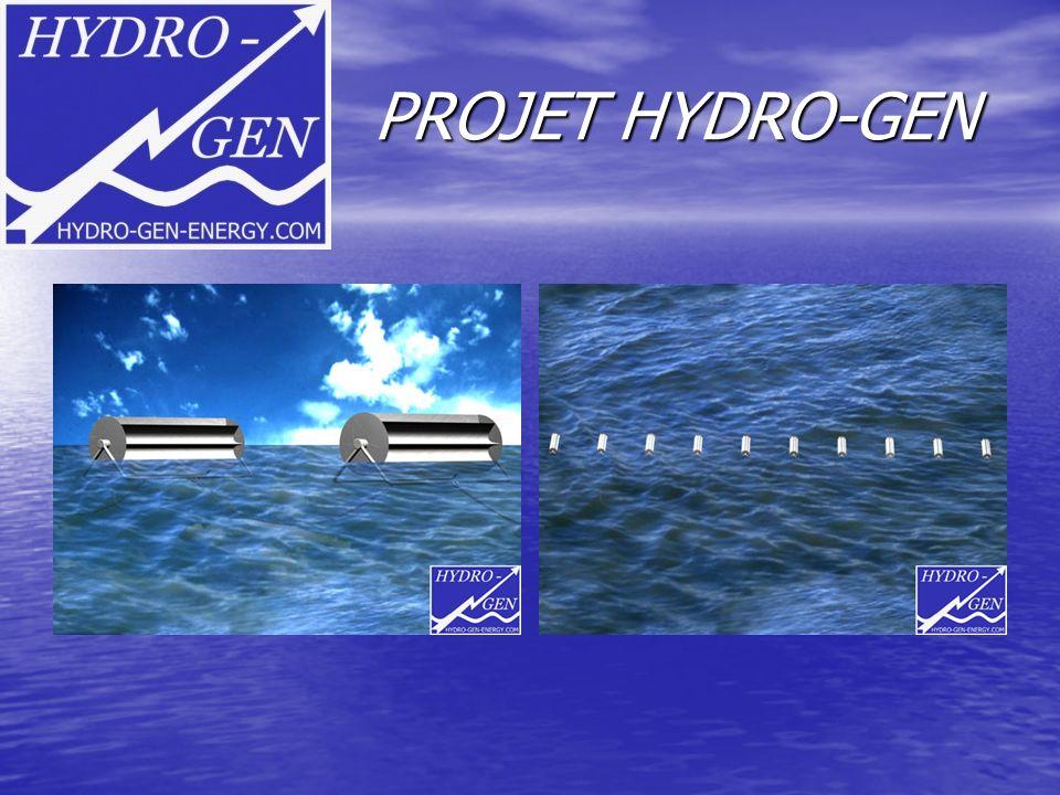 PROJET HYDRO-GEN