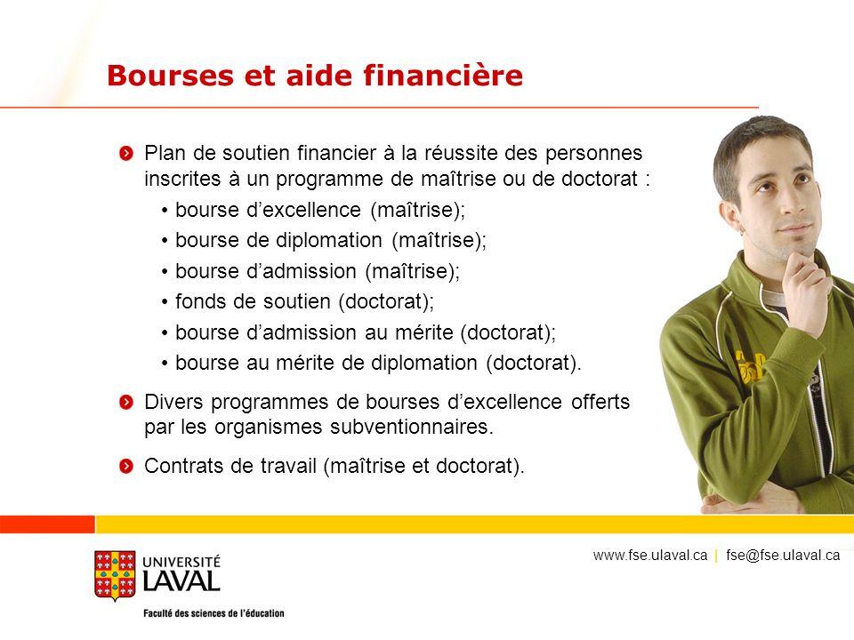 Bourses et aide financière Plan de soutien financier à la réussite des personnes inscrites à un programme de maîtrise ou de doctorat : bourse dexcelle