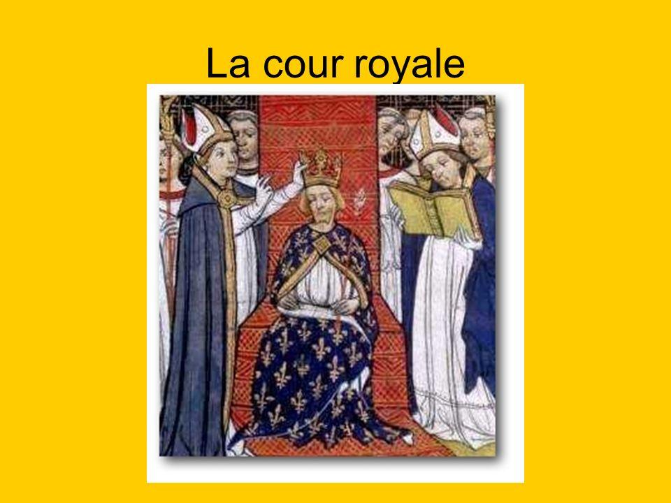 La cour royale