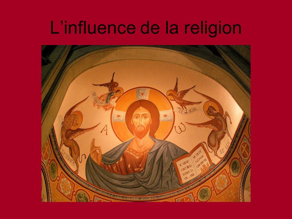 Linfluence de la religion