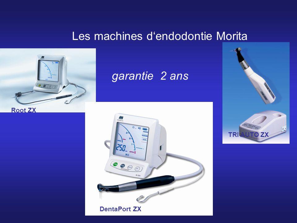 TRI AUTO ZX Les machines dendodontie Morita DentaPort ZX Root ZX garantie 2 ans