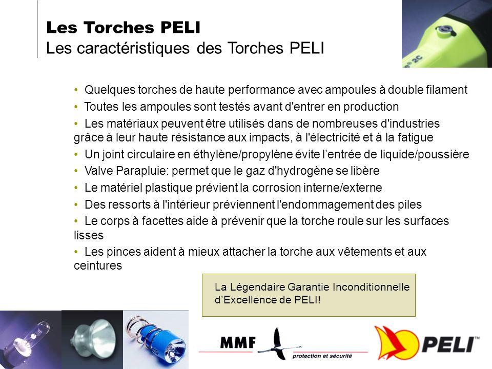 La Légendaire Garantie Inconditionnelle dExcellence de PELI.