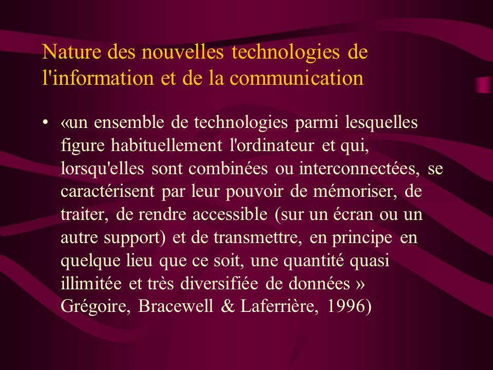 Organisation du réseau Postes de travail Ordinateur central Imprimante réseau Réseau Internet