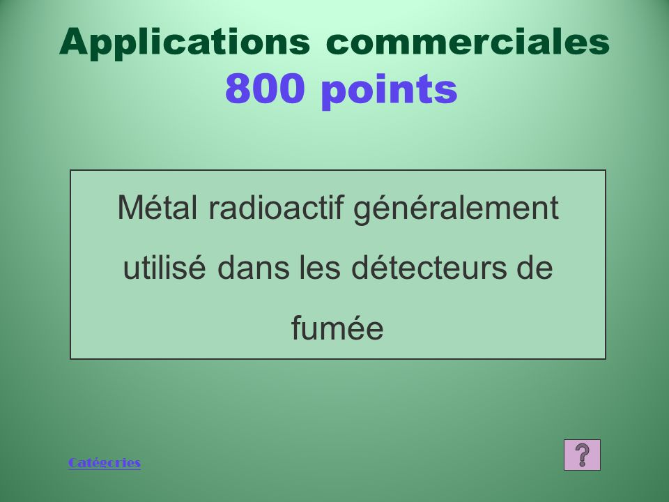 Catégories Quest-ce que lirradiation des aliments? Applications commerciales 600 points