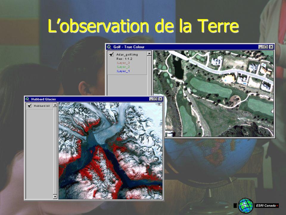 Le système de positionnement global Le GPS est un système de navigation révolutionnaireLe GPS est un système de navigation révolutionnaire –24 satellites sont en orbite autour de la Terre.
