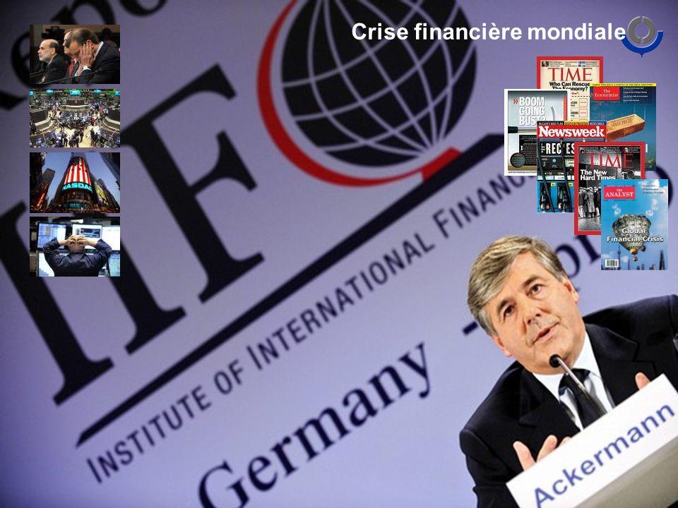 Crise financière mondiale