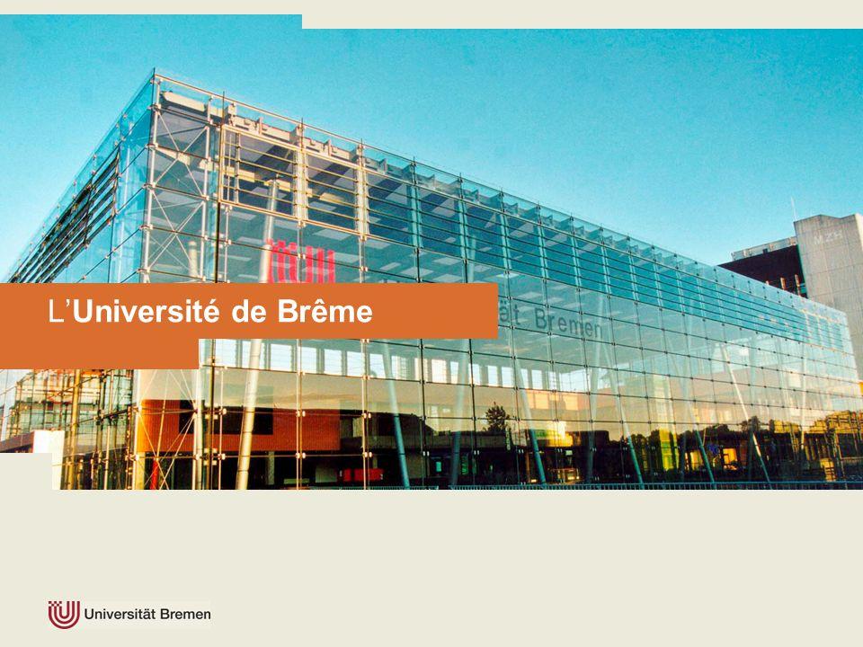 LUniversité de Brême