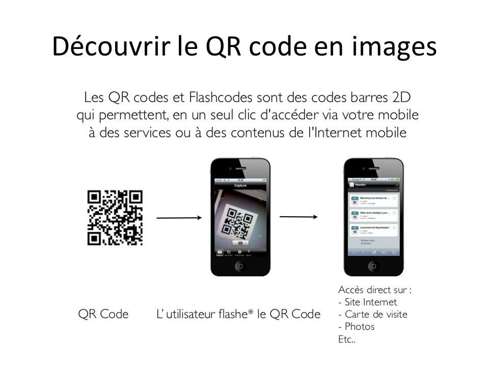Découvrir le QR code en vidéo Que faut-il retenir de la définition du QR code .