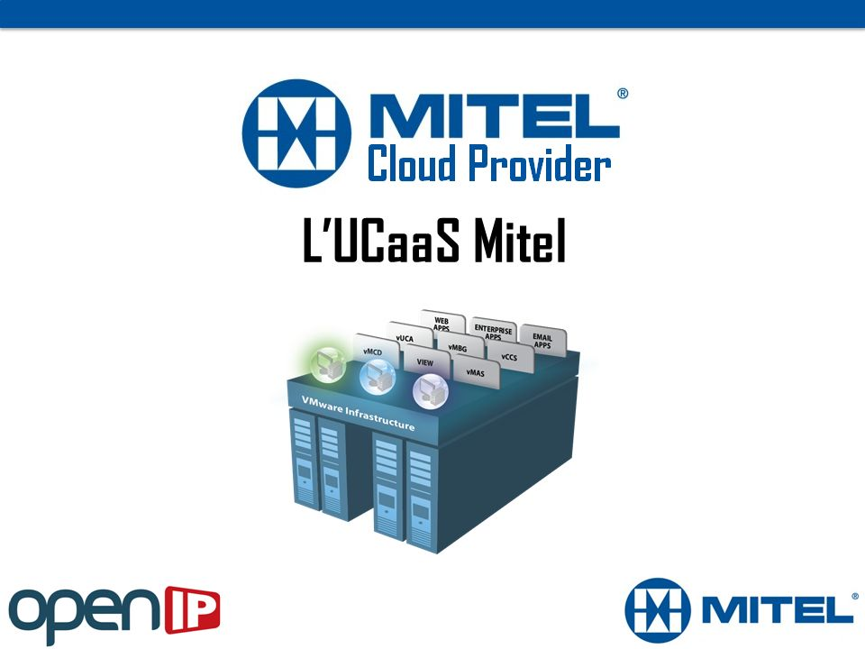 LUCaaS Mitel