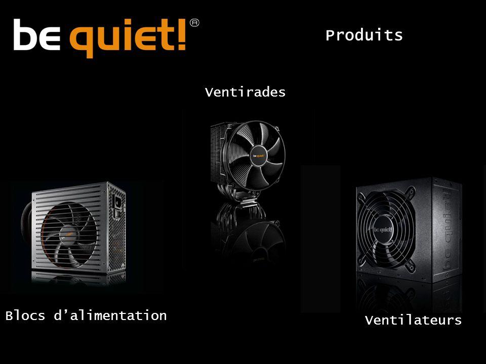 Blocs dalimentation Produits Ventirades Ventilateurs