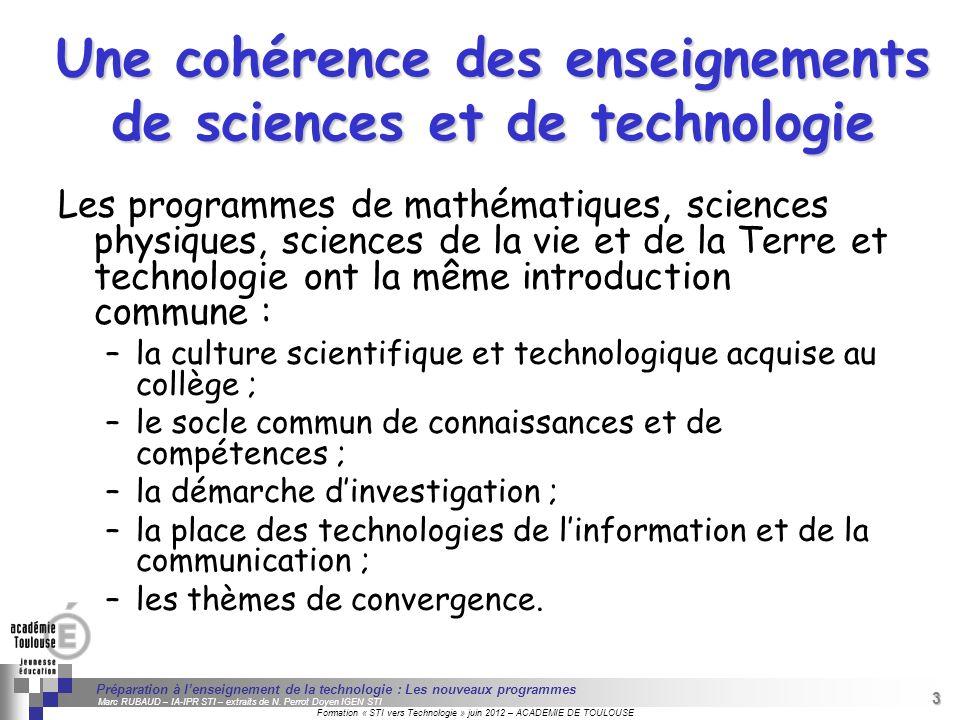 3 Séminaire « Définition de Produits » : méthodologie de définition dune pièce GREC INITIALES Formation « STI vers Technologie » juin 2012 – ACADEMIE