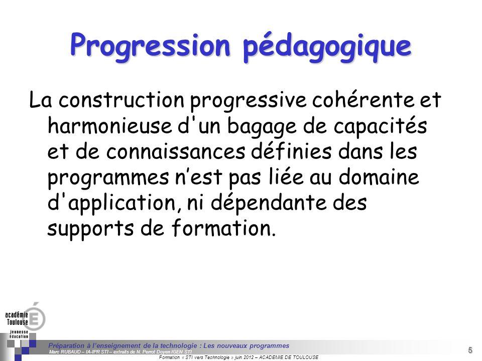 5 Séminaire « Définition de Produits » : méthodologie de définition dune pièce GREC INITIALES Formation « STI vers Technologie » juin 2012 – ACADEMIE