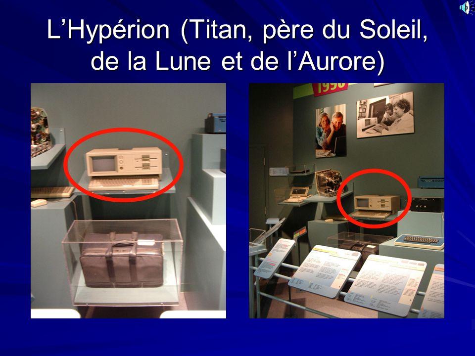 LHypérion (Titan, père du Soleil, de la Lune et de lAurore)