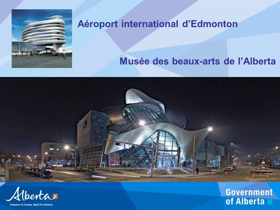 Aéroport international dEdmonton Musée des beaux-arts de lAlberta