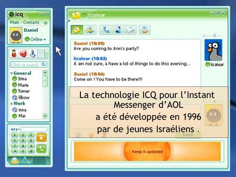 Il est très probable que le microprocesseur Pentium de votre ordinateur ait été produit en Israël.