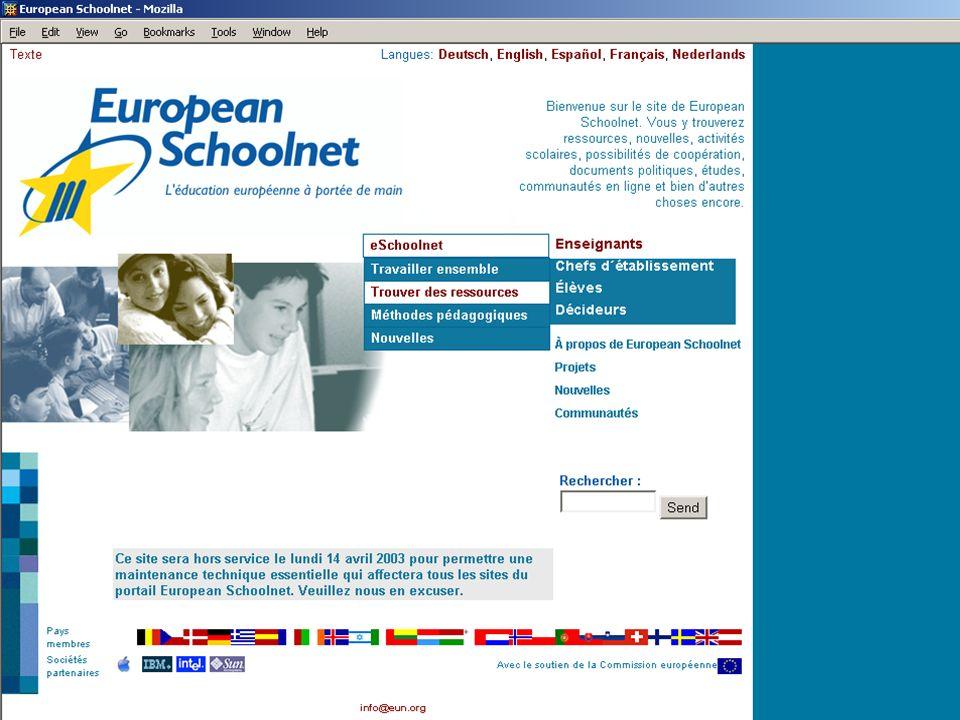 European Schoolnet 3